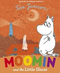 Moomon and the little ghost
