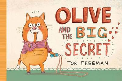 20160318Olive and the big secret.jpg