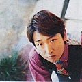 (2013.09) Hanako 表紙-大野智-4.jpg