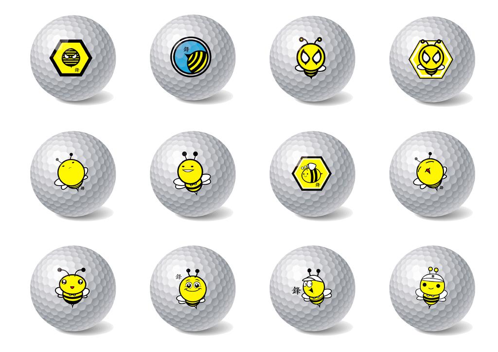 個人高爾夫球設計