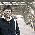 鼻子不好的學著點,戴口罩會舒服些