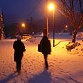 入夜沒事做的北海道真的很無聊