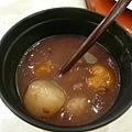 史上最好喝紅豆湯,好濃稠而且甜而不膩,味道太美妙了
