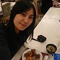 北海道的第一餐先拿俗咪吃,味噌湯料多實在但太鹹