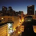 夜晚的舊金山很漂亮
