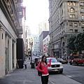 舊金山街景