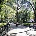 天氣好的中央公園真的很迷人