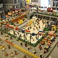 玩具版的洛克斐勒中心