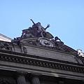 不小心又走到中央車站,其實我是要走去時代廣場,整個走錯邊,喵的!