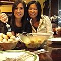 Olive Garden,我姐說很好吃的餐廳,我再度又相信她一次