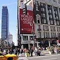 梅西百貨,這裡是34街