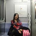 紐約地鐵不像傳說中的危險,白天搭的話...