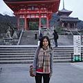 京都的景點其實都可以逛很快,大家都到此一遊但不多做停留