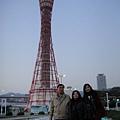 神戶塔,是神戶著名景點之一