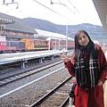 日本的火車超準時,而且車次真的很多