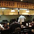 日文看不懂沒關係,入口處都有圖片版的食物販售機