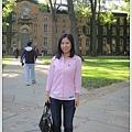 這區是比較古老建築的校園,普林斯頓大學是我姐一定要來的地方