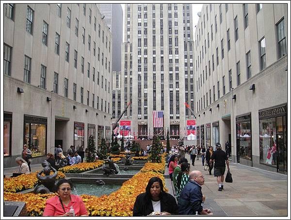 重遊舊地,去年的這時候我也在紐約