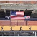 這裡是911事件發生的場地,這裡有一大片正在重建的大樓