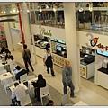 點餐的在一樓,1~3樓都有用餐的地方