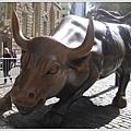 哇嗚~大名鼎鼎的華爾街銅牛