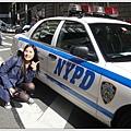 紐約警車,我是觀光客