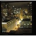 打開房門後的第一眼,舊金山日航飯店真的讚