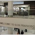 Welcome to San Francisco,第二次來