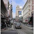 日航飯店離市區很近,還是比較喜歡舊金山勝過紐約