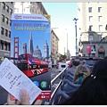 Big Bus Tours,阿姐去上班,我一個人搭巴士來玩