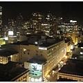 從飯店看出去的夜景,舊金山好美喔