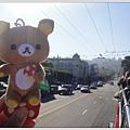 懶熊介紹街景