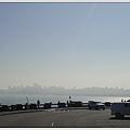 遠處的舊金山市區