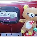 下午的巴士沒有車掌先生了,是戴耳機講中文的機器導覽