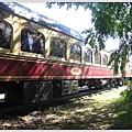 納帕谷葡萄酒列車