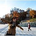 來韓國的秋天玩