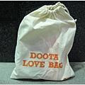 Doota禮包換包裝了,到12月底,沒有領的要快~