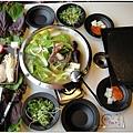 生菜、小菜、鍋物