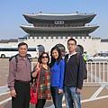 觀光客一定要來的地方就是光化門廣場跟景福宮