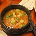 韓式大醬湯,滿滿豆腐料
