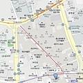 (328)安國站,6號出口,仁寺洞大街直走到大路口,過馬路直走第一個巷子右轉進去,直走左手邊即是