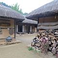 古代生活的家