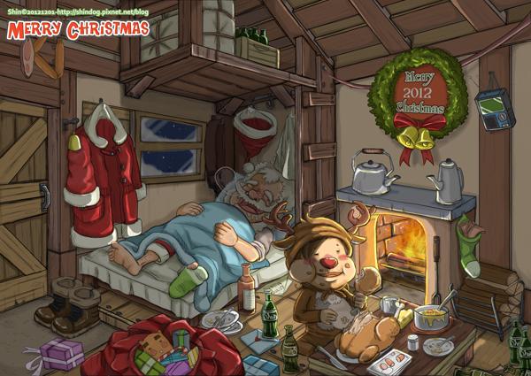20121201_2012聖誕節快樂_600x