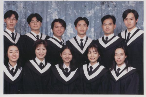 大四社團畢業合照1