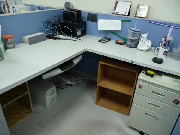 剛清完的桌面4