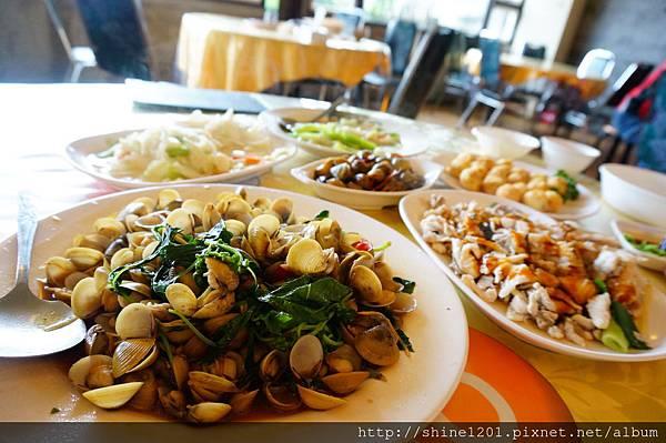 立川漁場摸蜆+蜆大餐