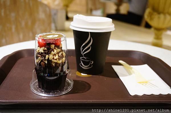 台北京站下午茶 [克勞蒂杯子蛋糕]