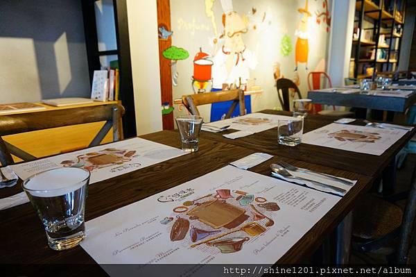 台南府城餐廳 慢慢來義式餐廳