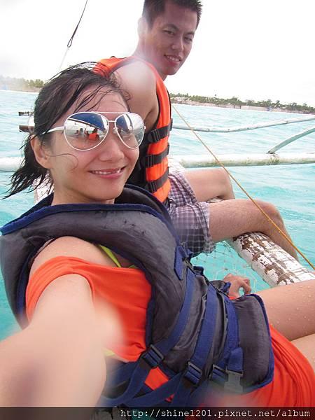 長灘島風帆船