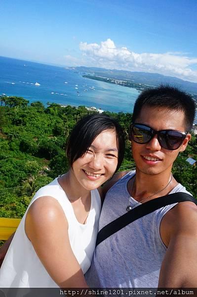 長灘島沙灘車、LUHO高地俯瞰長灘